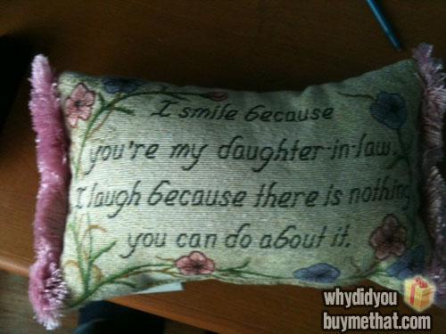 Mil pillow