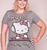 Hello-kitty-plus-size-clothing-tee2