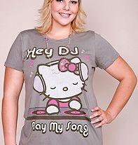 Hello-kitty-plus-size-clothing-tee2